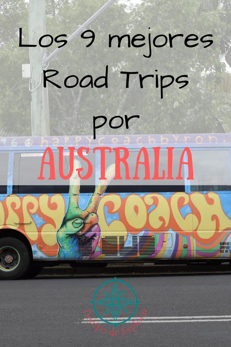 mejores rutas para recorrer Australia en motorhome, caravana o en coche