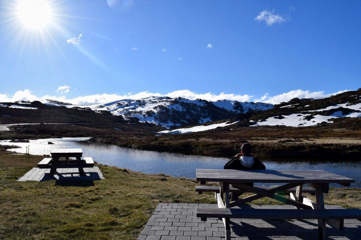 Mejores rutas pra recorrer Austalia por carretera. Snowy Mountains
