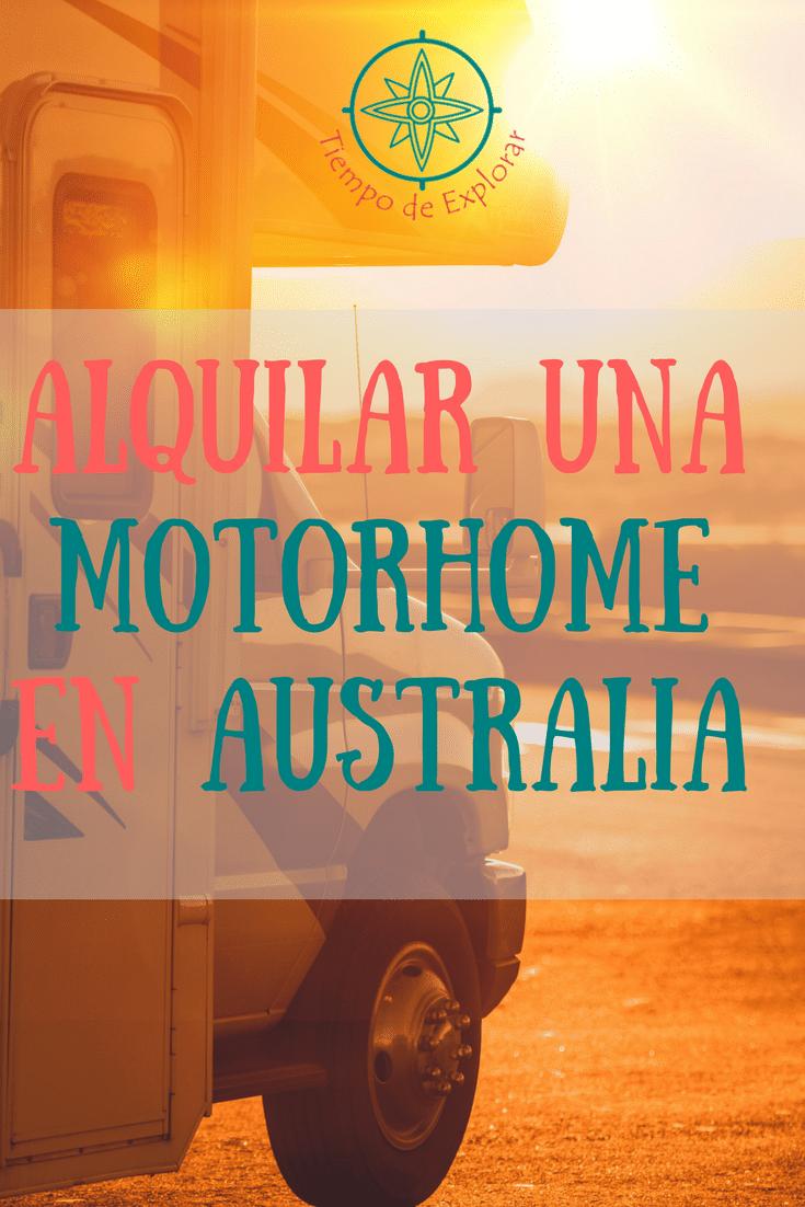 Pinterest. Alquiler de motorhome en Australia