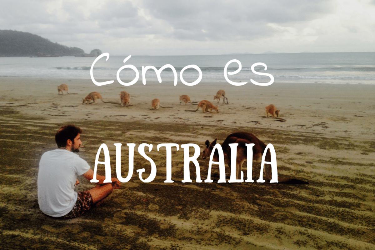 Portada Cómo es Australia