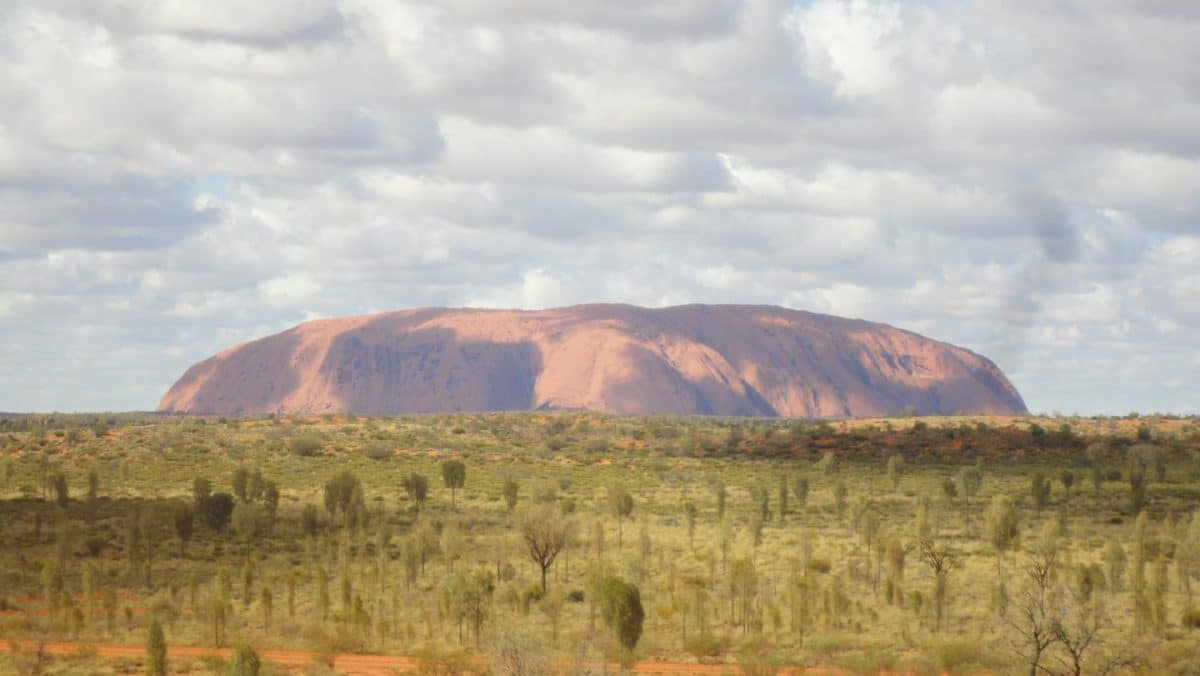Uluru Cómo es Australia