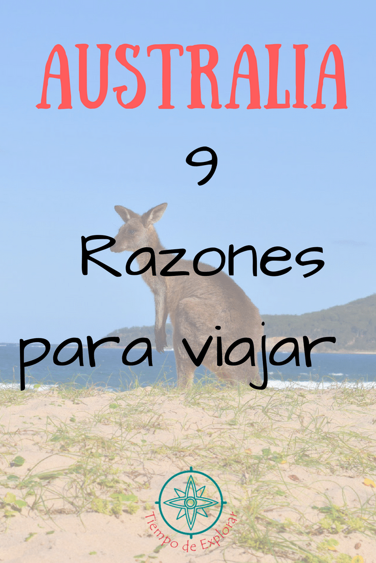 Pinterest. 9 Razones para viajar a Australia