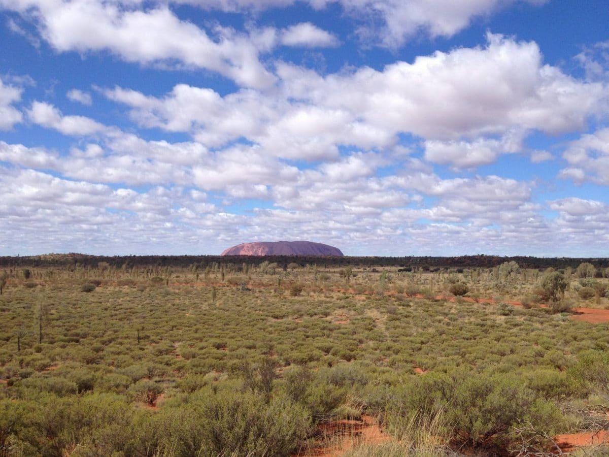 Uluru una de las mejores razones para viajar a Australia