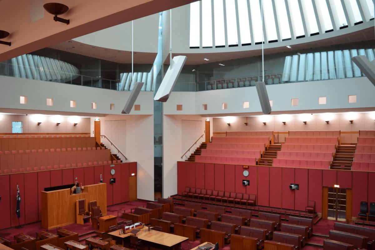 Canberra. Capital de Australia