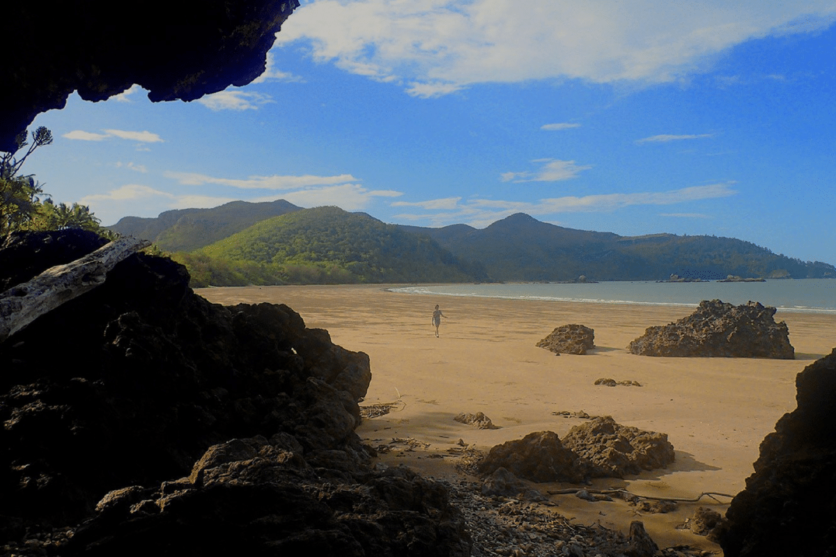Cape Hillsborough National Park Australia Playas