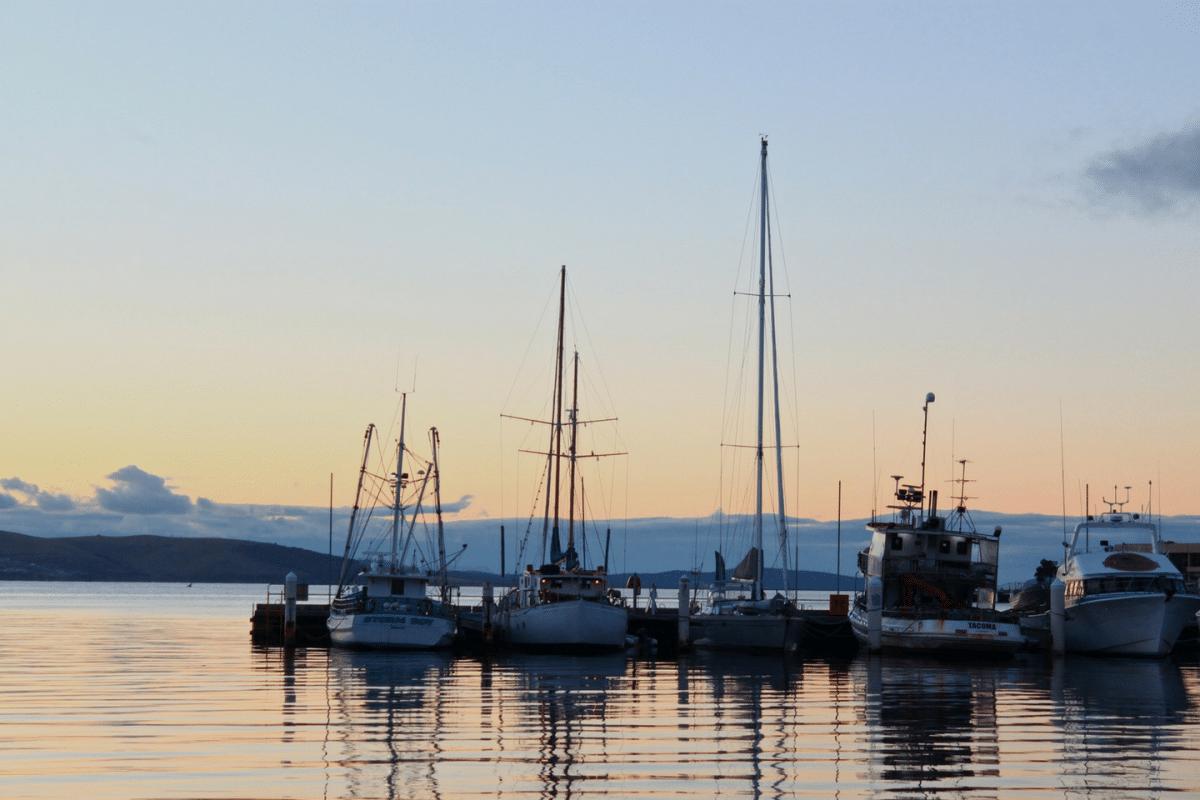 Hobart. Ciudades más Importantes de Australia