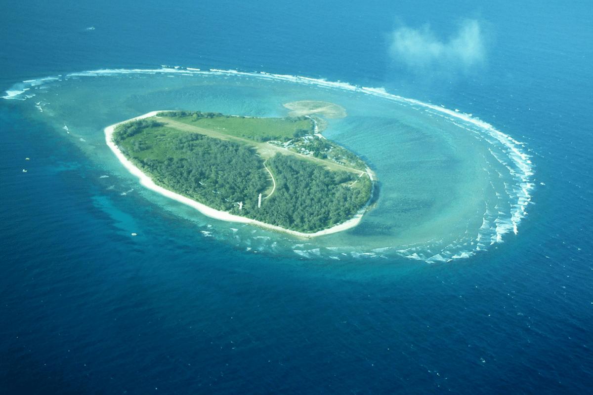 Lady Elliot Island Australia
