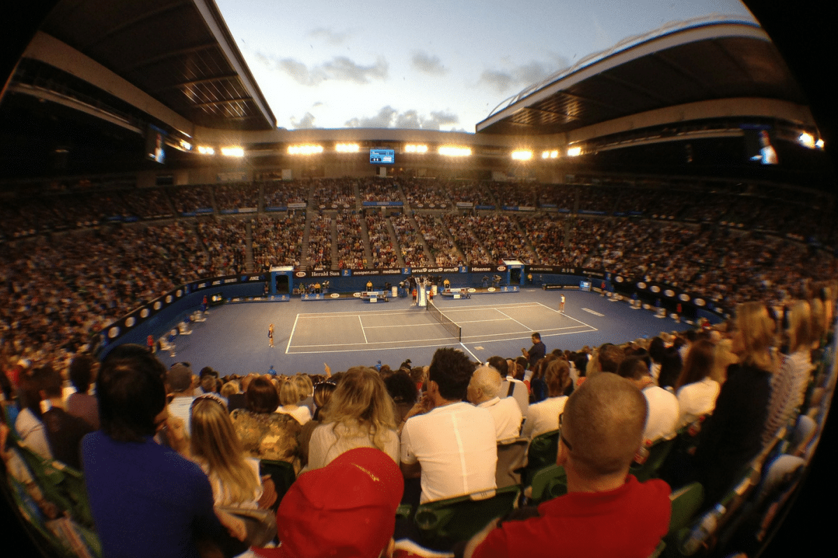 Australia: Open de Tenis