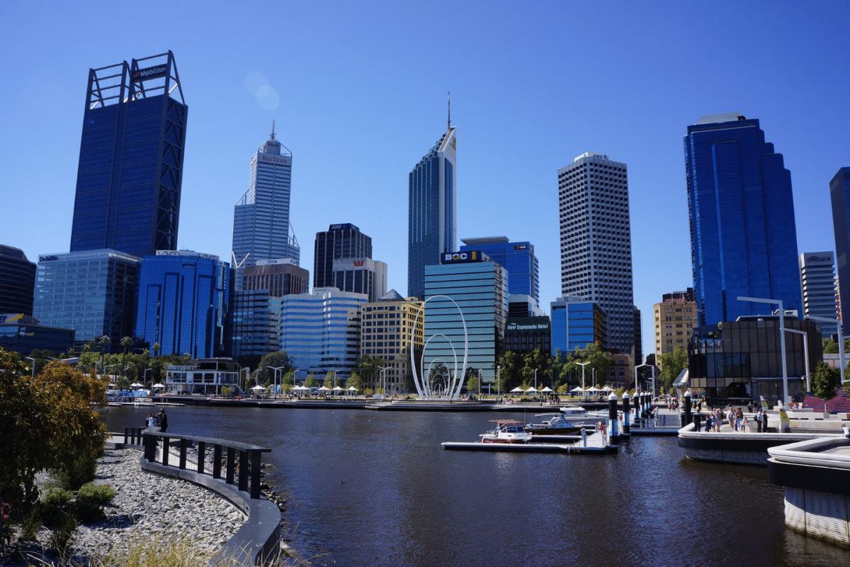 Perth. Australia que ver