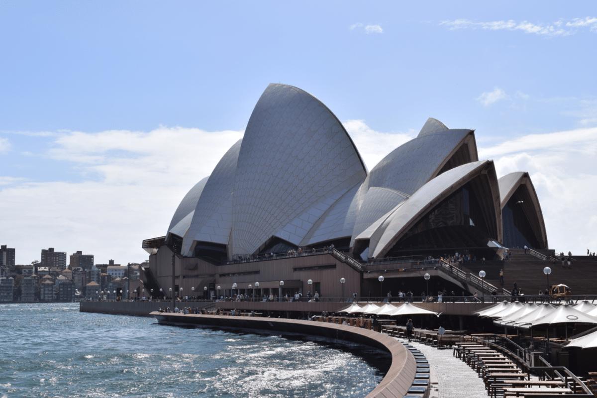 Sydney Australia. Guía viajar a Australia