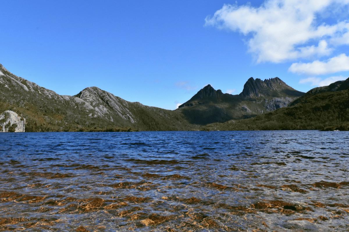 Tasmania. Islas de Australia