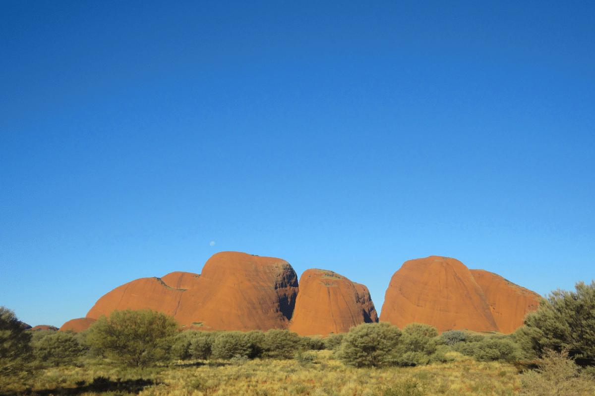 Centro Rojo que ver en Australia