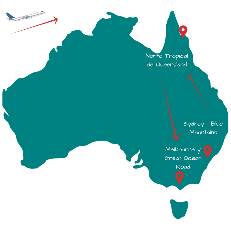 Viaje de 2 semanas por Australia: Itinerario 4