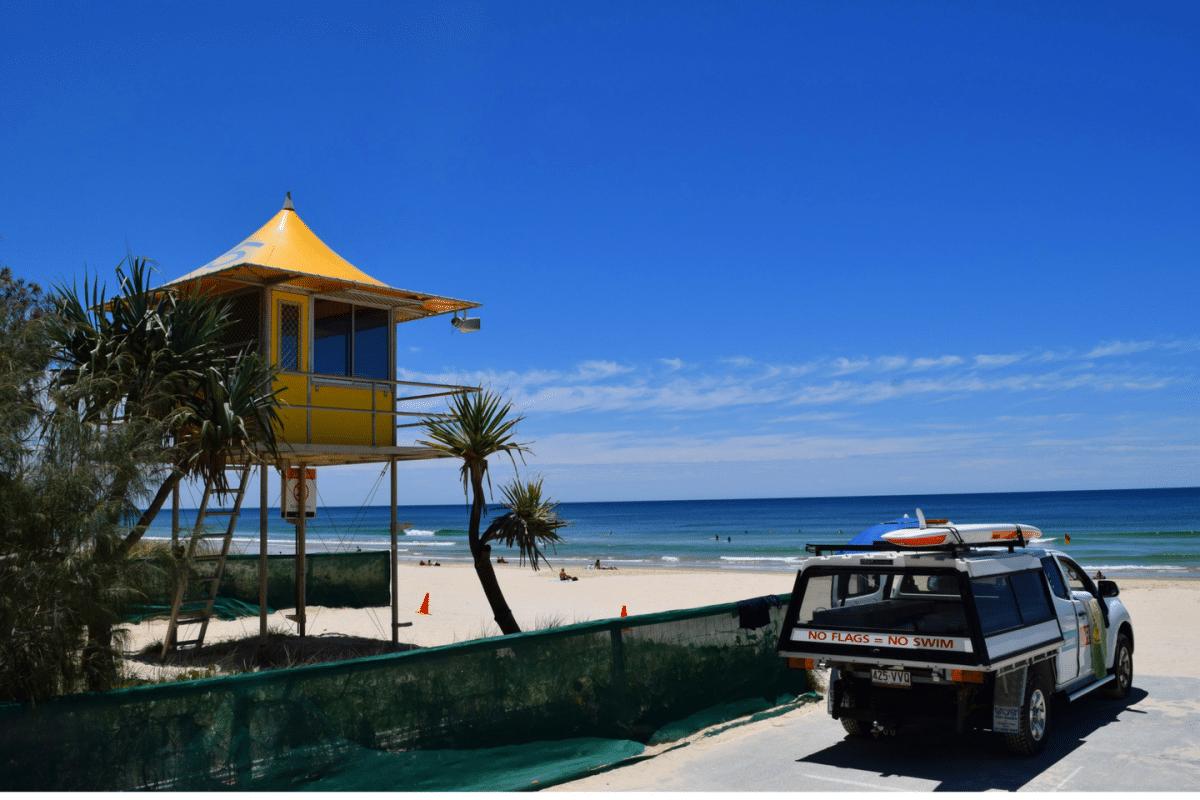 Gold Coast. Australia lugares para visitar