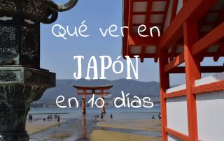 Qué ver en Japón en 10 días