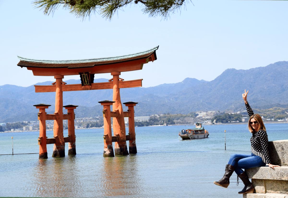 Torii Flotante, Miyajima, que ver en Japon