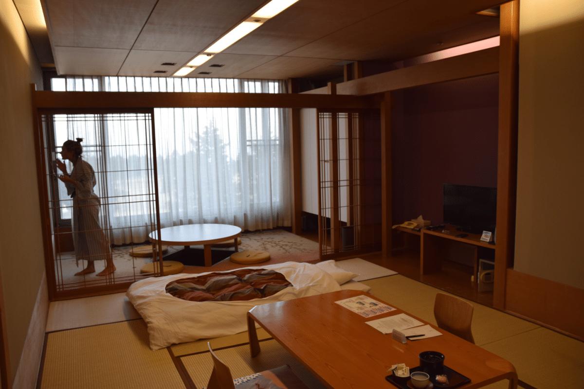 Ryokan Alojamiento tradicional en Japón