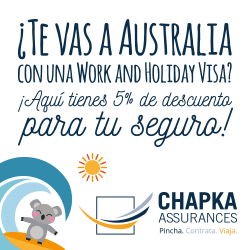 Chapka Descuento Work and Holiday
