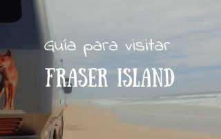 visitar fraser island australia