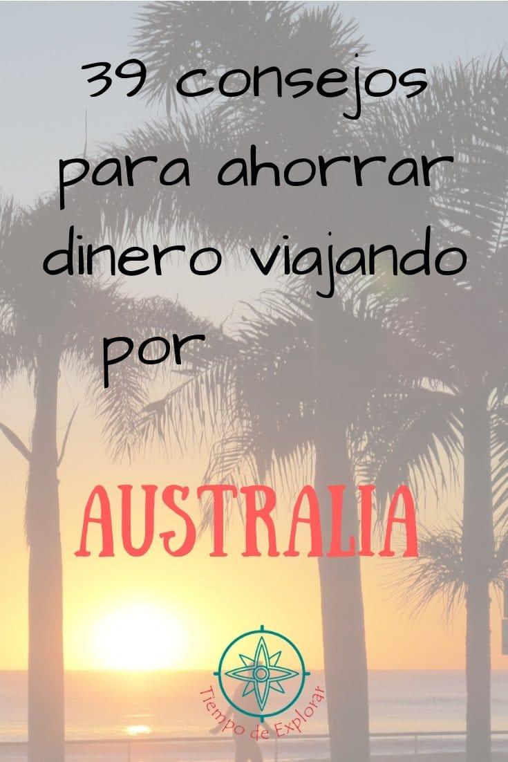 Cómo viajar por Australia barato Pinterest