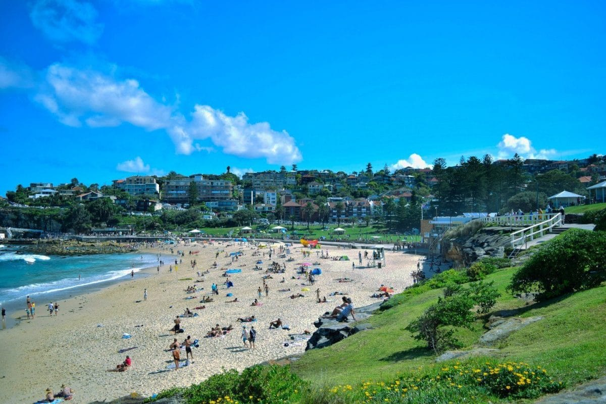 playas de Sydney Bronte Beach