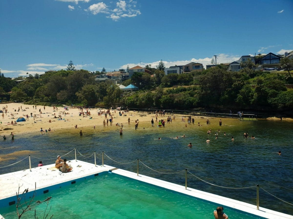 playas de sydney Clovelly