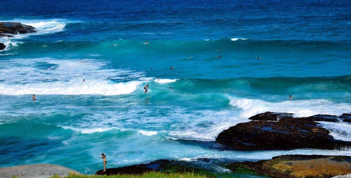 playas de sydney Tamarama
