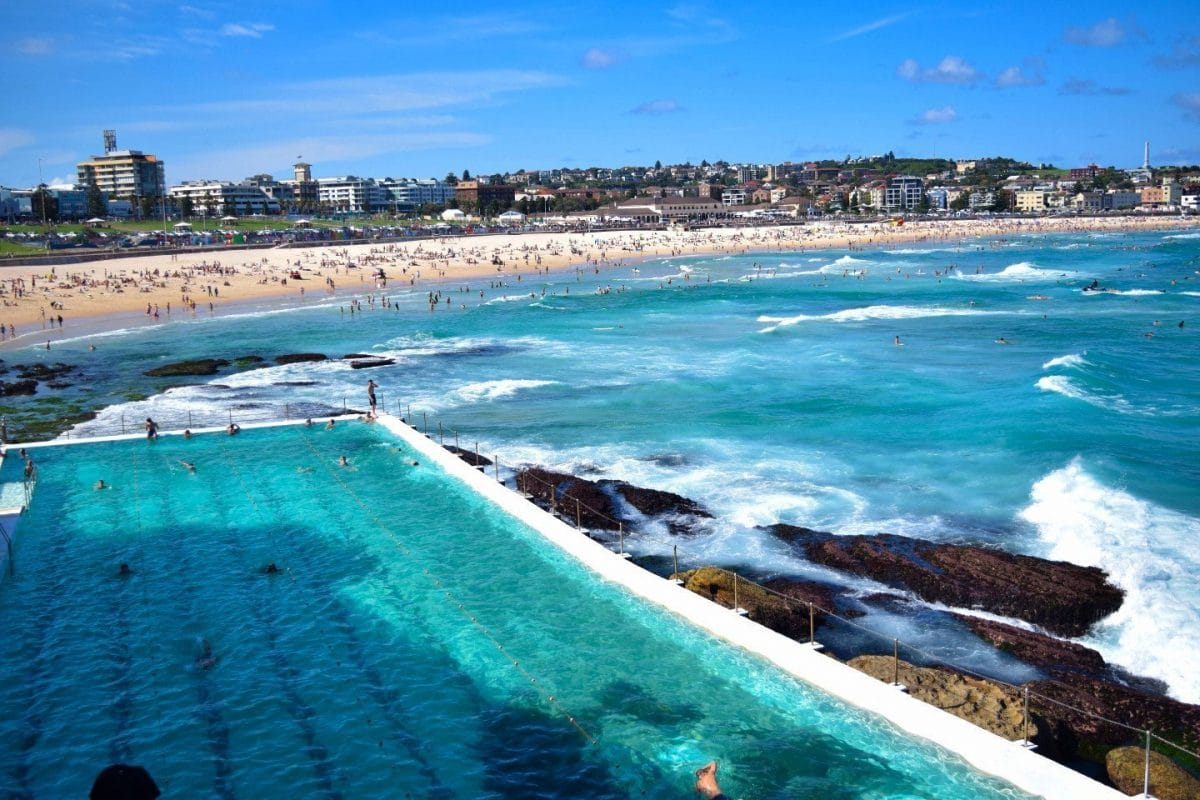 playas Sydney Bondi Beach