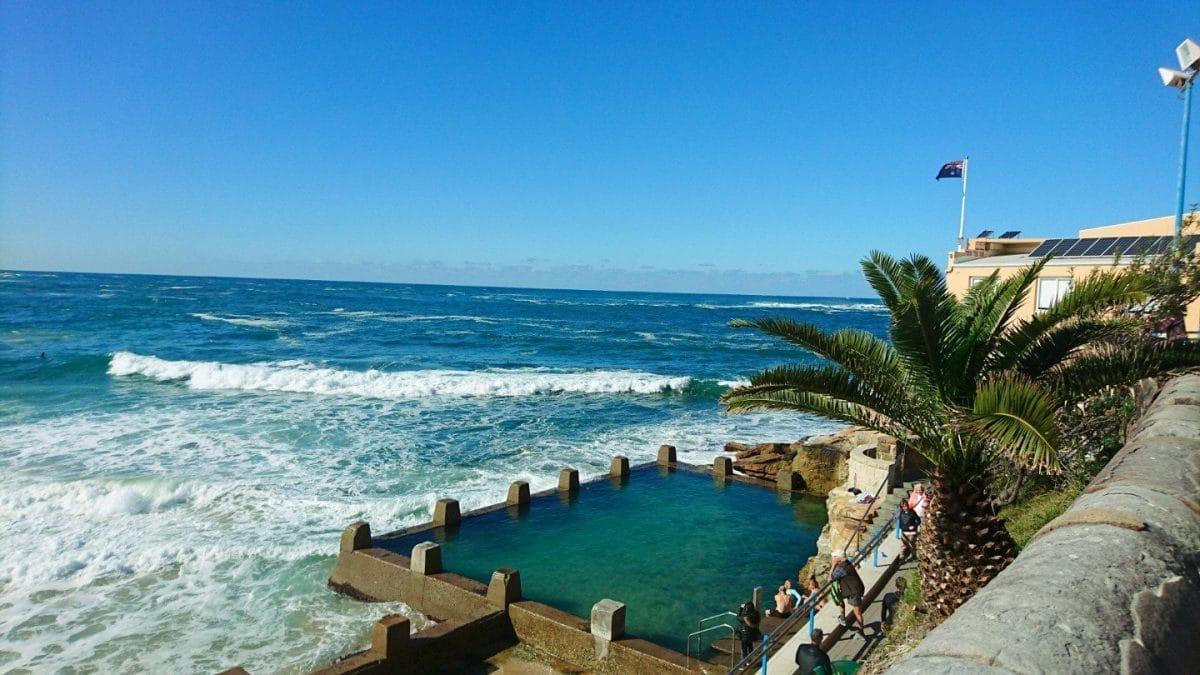 Playas de Sydney Coogee Beach
