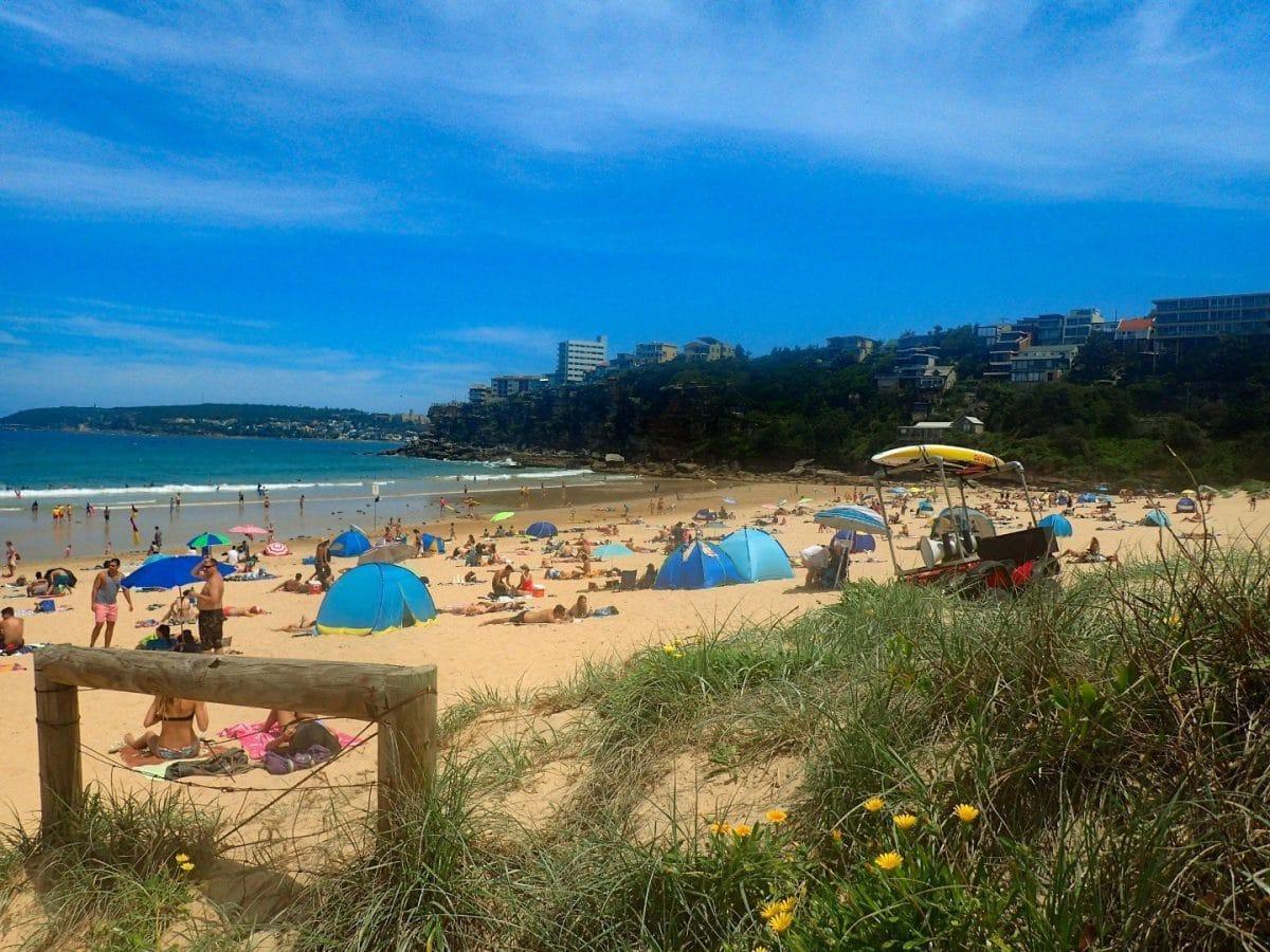 playas de sydney Freshwater Beach