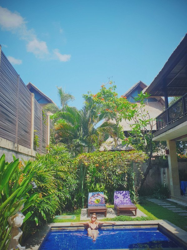 los mejores hoteles de Bali