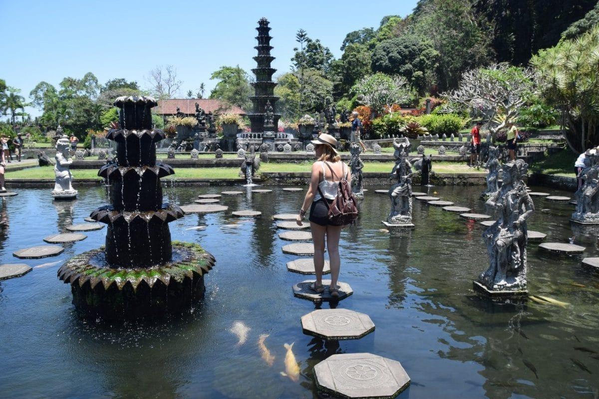 Templo Tirta Empul bali en 10 días