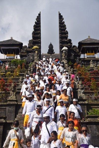 Que ver en Bali Templo Pura Besakih