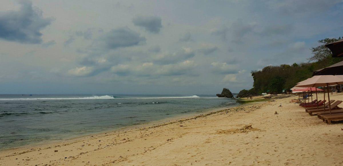 que ver en Bali en 10 dias Padang Padang Beach