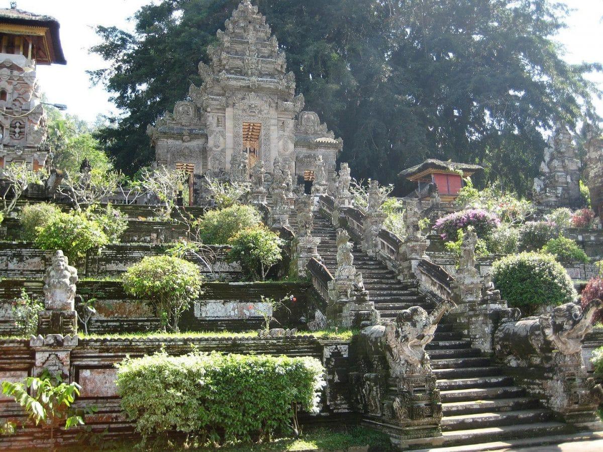 Pura Kehen templeruta bali 10 dias