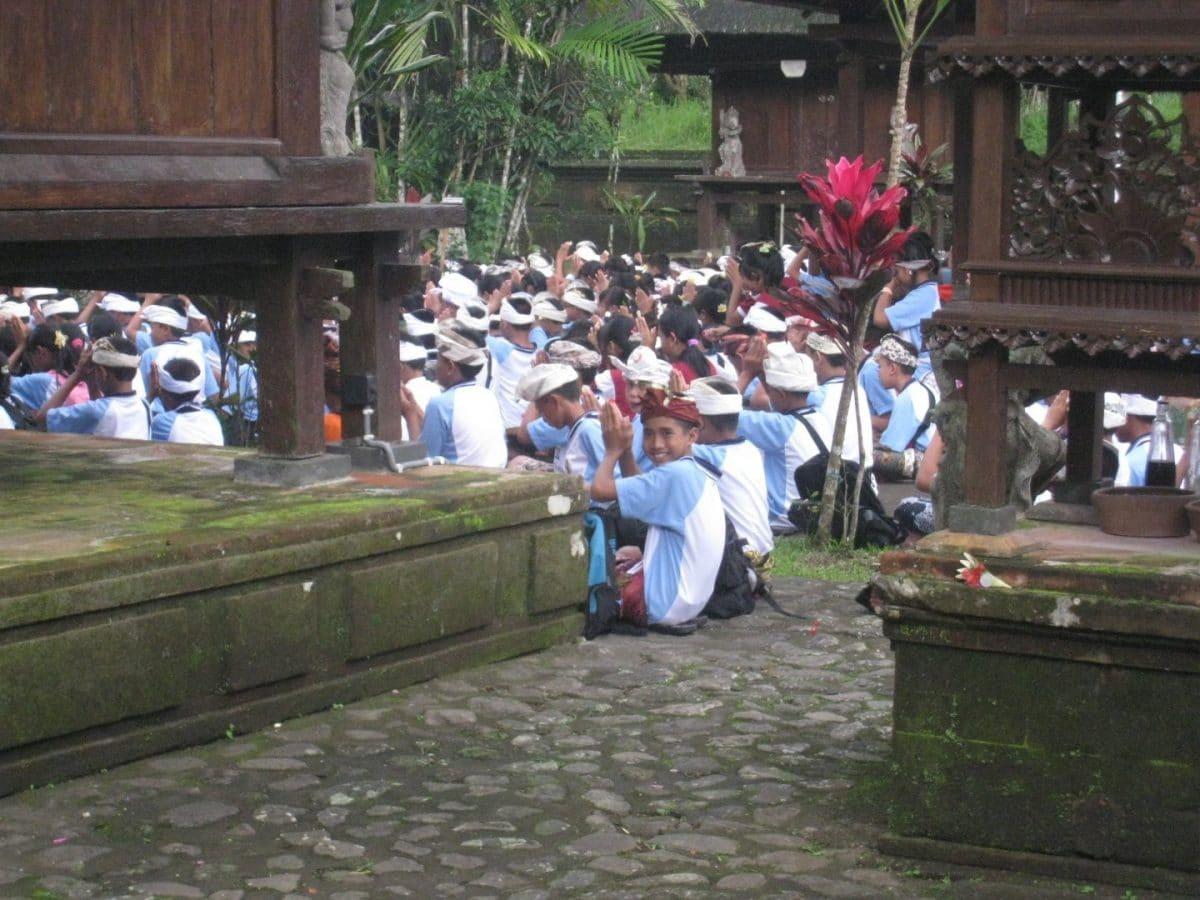 Pura Luhur Batukaru recorrer Bali en 10 días