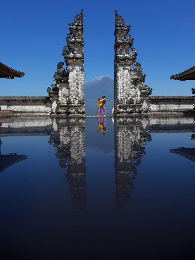 Templo de Lempuyang Luhur Bali