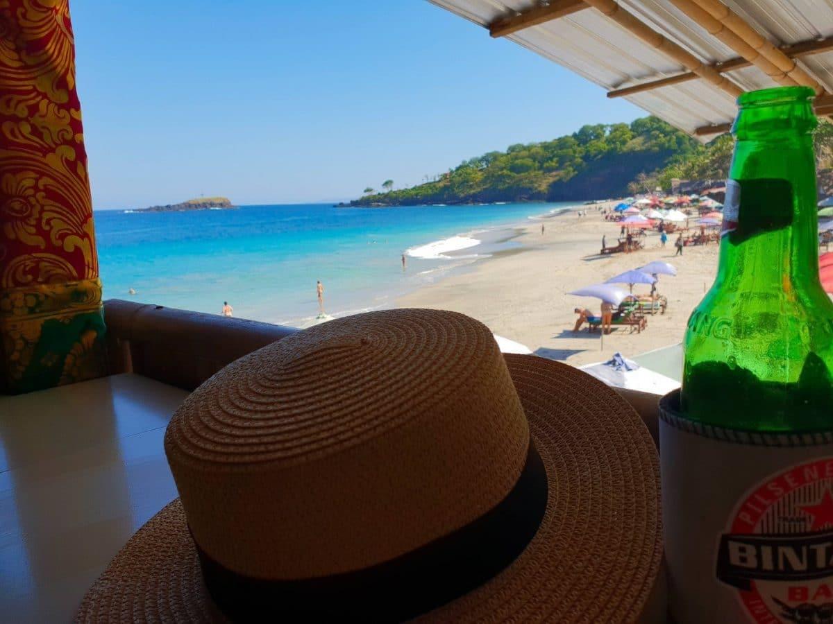 Virgin Beach Que ver en Bali en 10 días