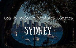 hostales y albergues baratos en Sydney