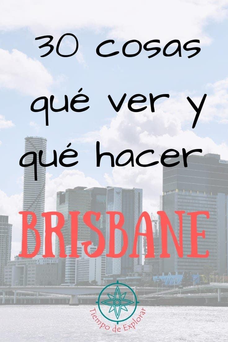 Que ver y que hacer en Brisbane Australia