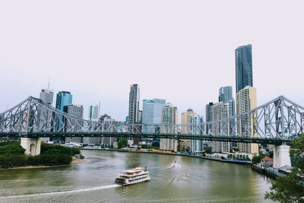 barco para ve -Brisbane