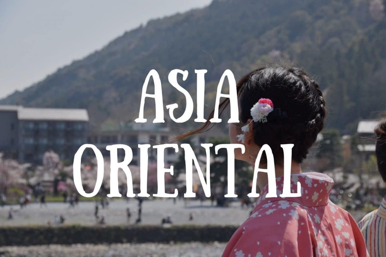 Asia Oriental Otros Países Tiempo de Explorar