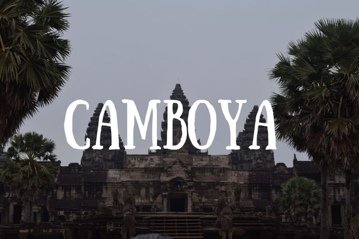 Slider Camboya Sudeste Asiático
