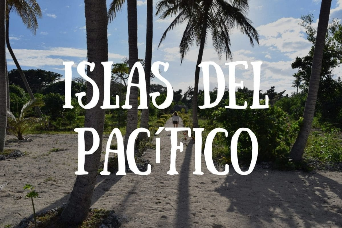 Islas del Pacifico Otros Paises Tiempo de Explorar