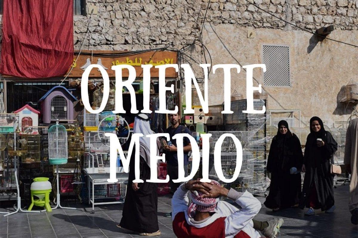 Oriente Medio Otros Países Tiempo de Explorar