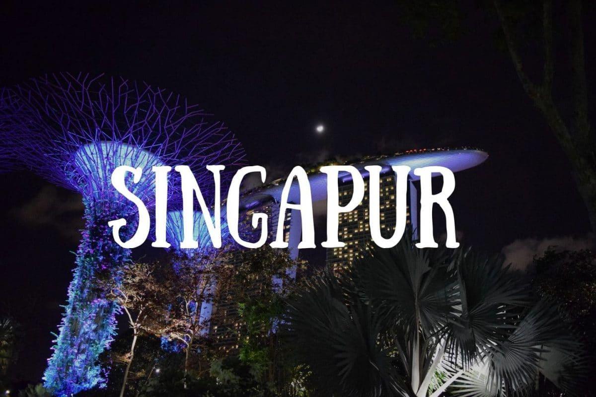 Slider Singapur Sudeste Asiático