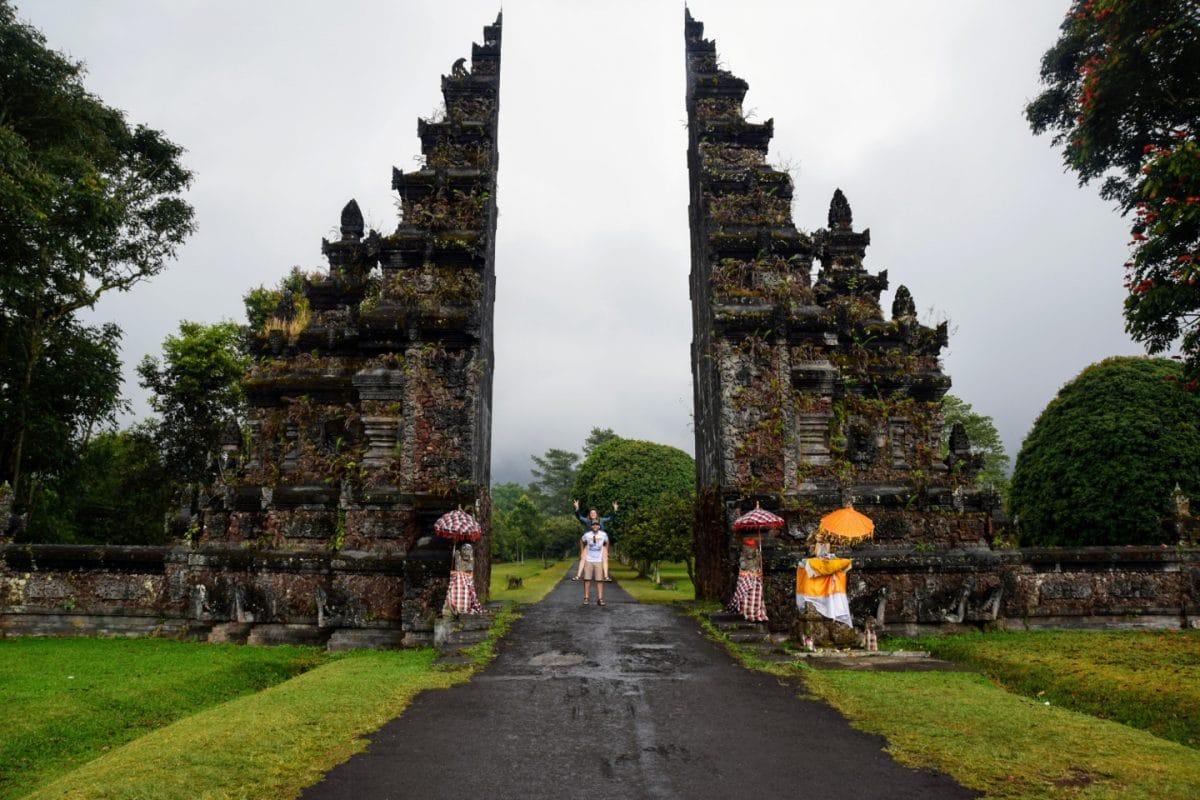 ruta por Bali de 10 días