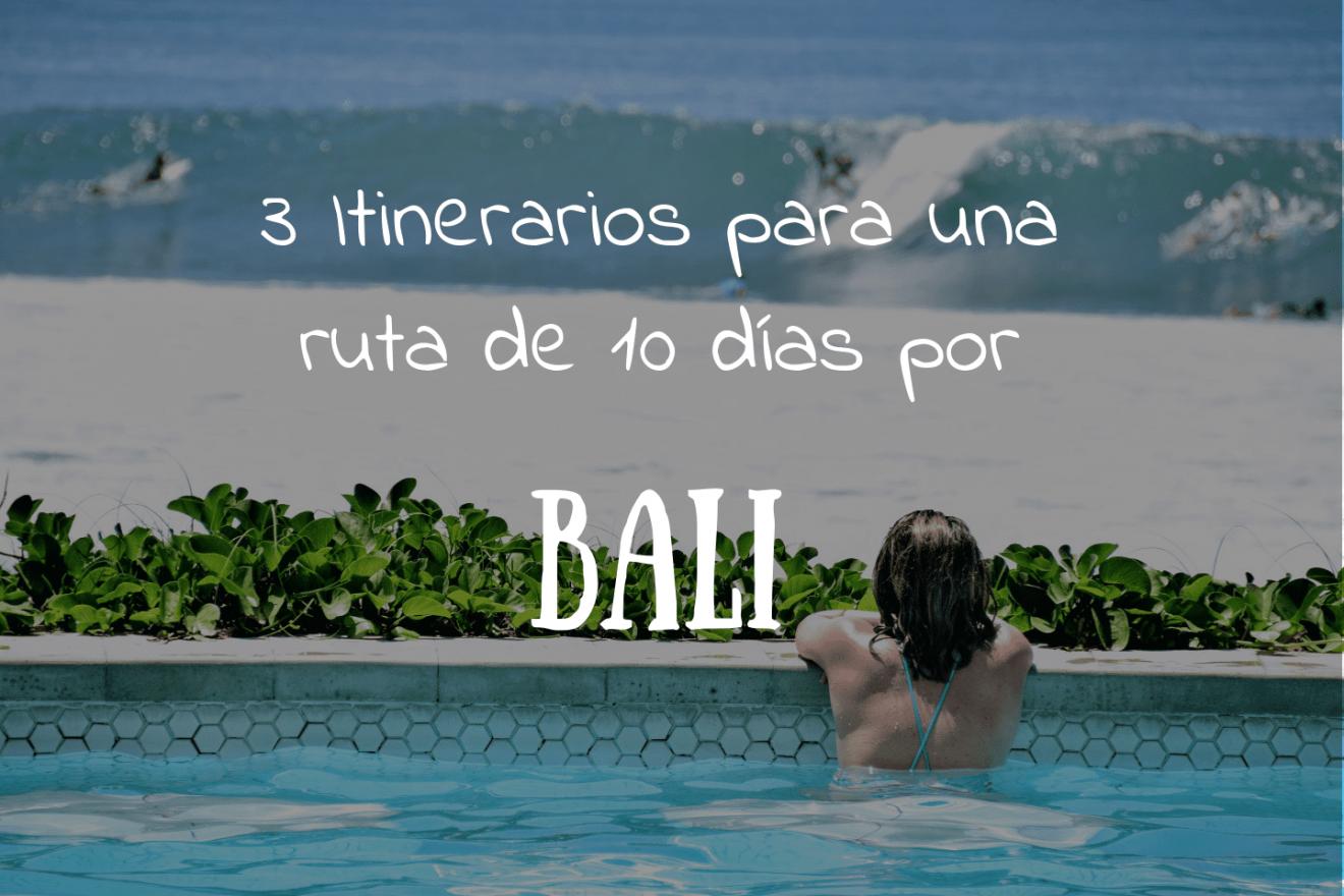 RUTA POR BALI 10 DÍAS