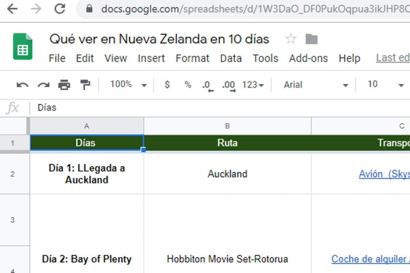 Qué hace en Nueva Zelanda en 10 días documento
