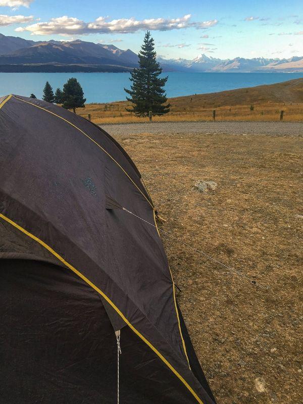 Camping Nueva Zelanda